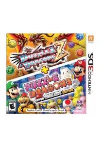 [3DS] Puzzle & Dragons Z + Puzzle Dragons Super Mario Bros. Edition