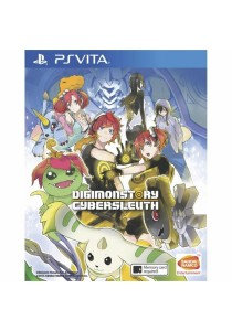 [PS Vita] Digimon Story: Cyber Sleuth