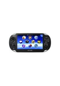 PlayStation Vita 1000 WiFi - Crystal Black