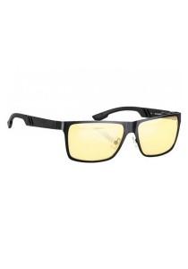 Gunnar Technology Eyewear: Vinyl Onyx - Amber