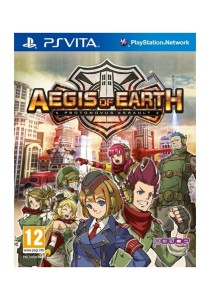 [PS Vita] Aegis of Earth: Protonovus Assault