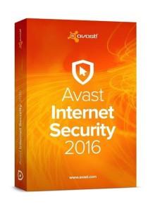 Avast Internet Security 2016 (1 User)