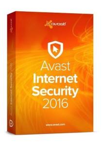 Avast Internet Security 2016 (3 Users)
