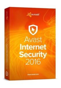 Avast Internet Security 2016 (5 Users)