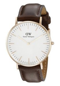 Daniel Wellington Classic Bristol 36mm - Rose Gold
