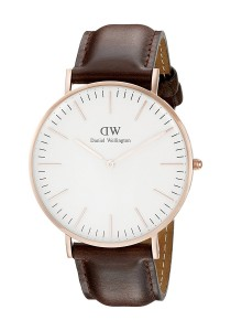 Daniel Wellington Classic Bristol 40mm - Rose Gold
