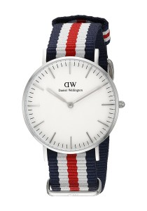 Daniel Wellington Classic Canterbury 36mm - Silver