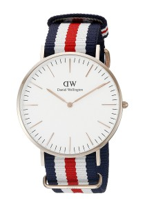 Daniel Wellington Classic Canterbury 40mm - Rose Gold