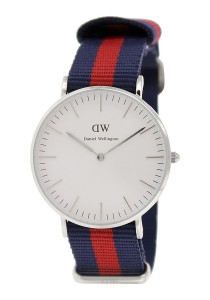 Daniel Wellington Classic Oxford 36mm - Silver