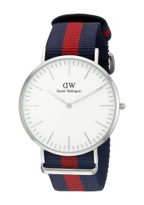 Daniel Wellington Classic Oxford 40mm - Silver