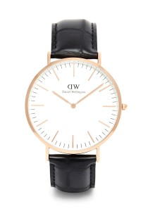 Daniel Wellington Classic Reading 40mm - Rose Gold