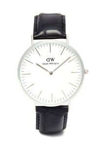 Daniel Wellington Classic Reading 40mm - Silver