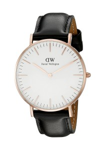 Daniel Wellington Classic Sheffield 36mm - Rose Gold