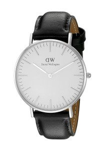 Daniel Wellington Classic Sheffield 36mm - Silver