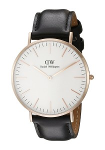 Daniel Wellington Classic Sheffield 40mm - Rose Gold