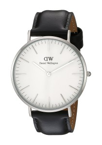 Daniel Wellington Classic Sheffield 40mm - Silver
