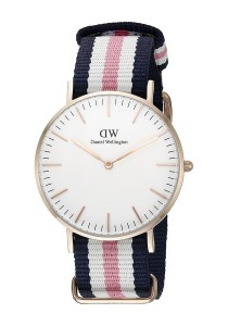 Daniel Wellington Classic Southampton 36mm - Rose Gold
