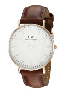 Daniel Wellington Classic St Mawes 36mm - Rose Gold