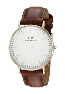 Daniel Wellington Classic St Mawes 40mm - Rose Gold
