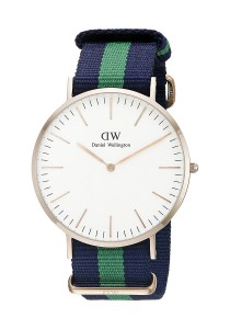 Daniel Wellington Classic Warwick 40mm - Rose Gold
