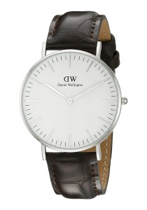 Daniel Wellington Classic York 36mm - Silver