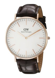 Daniel Wellington Classic York 40mm - Rose Gold