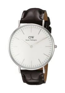 Daniel Wellington Classic York 40mm - Silver