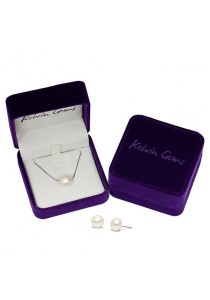 Classic Only You Fresh Water Pearl Gift Set Crafted by Angie