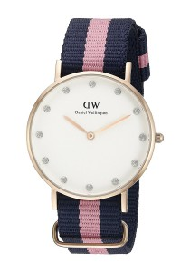 Daniel Wellington Classy Winchester 34mm - Rose Gold