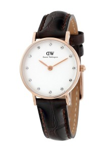 Daniel Wellington Classy York 26mm - Rose Gold
