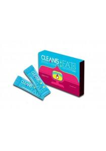 CLEAN 5 No More Fats Blocks Fat (14 sachets)