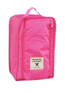 Clothes Undergarment Pouch Pink