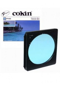 Cokin P162 P Series Polacolor Blue Filter