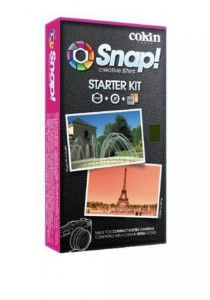 Creative Filters Starter Kit 40.5mm for Nikon 1 J1 V1  J2 V2