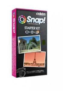 Cokin SNAP KIT 43mm for Mirrorless Camera System Canon M System