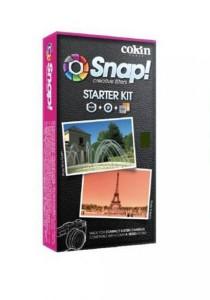 Cokin SNAP KIT 49mm for Mirrorless Camera System Sony NEX System
