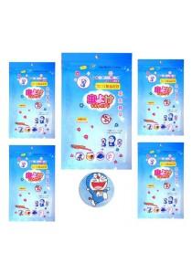 Doraemon Anti Mosquito Patches Sticker (Blue)