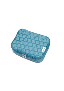 Gin & Jacqie Comel Comel Toiletry Pouch Nasi Blue LM02-NB