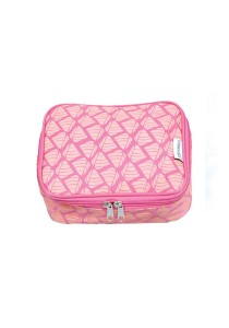 Gin & Jacqie Comel Comel Toiletry Pouch Nasi Pink LM02-NP