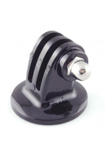 Black Tripod Mount Adapter For GoPro Hero 1 - 4