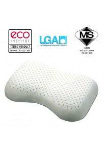 Contour Design - Sirim Certified 100% Premium Natural Latex Pillow