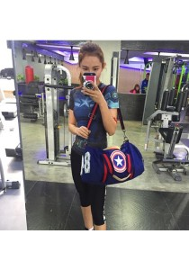 Converse All Star Gym Bag (Blue)