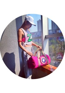 Converse All Star Gym Bag (Pink)