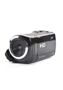 "Keep HD Digital Camcorder ""Coolmore 55"" (Black) + Free 8GB MicroSD Card"