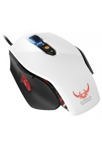 Corsair M65 RGB Aluminium Frame Laser Gaming Mouse (White)