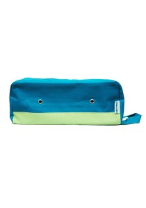Gin & Jacqie Cory Shoe Case Turquoise G195T