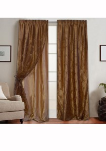 Cozzi 2 Layer FP 2 Panel Sliding Door Posy Fit Window 110CM - 170CM