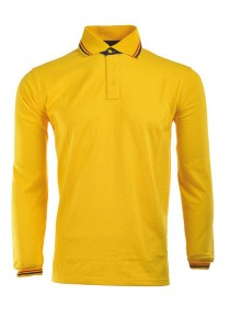 Cotton Polo T Shirt CPL 01 (Yellow)