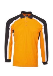 Cotton Polo T Shirt CPL 08 (Orange)