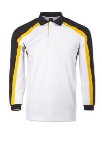 Cotton Polo T Shirt CPL 09 (White)